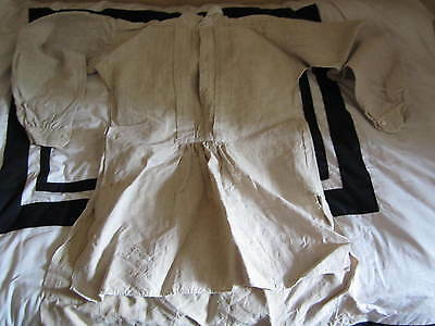 An old French linen smock - civil war reenactment - sealed knot - medieval etc
