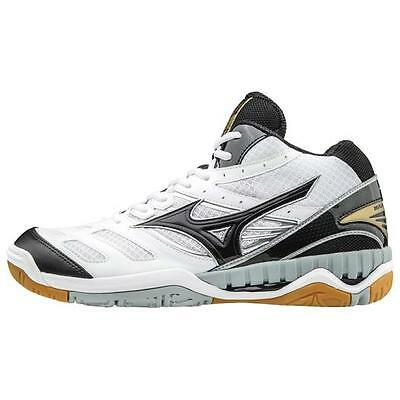 New Mizuno WAVE RYDEEN MID V1GA1625 Freshipping!!