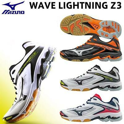 New Mizuno  Volleyball Shoes WAVE LIGHTNING Z3 V1GA1700 Unisex Freeshipping!!