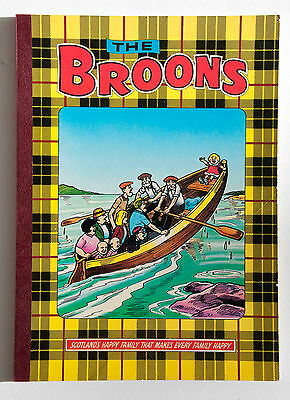 THE BROONS ANNUAL 1983 / 1984 - Vintage / Retro Comic Annual - 80's Christmas