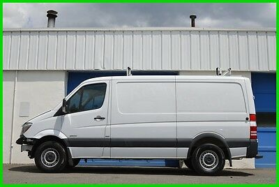 2015 Mercedes-Benz Sprinter 2500 Cargo Van Shelving ErgoRack Partition & More Repairable Rebuildable Salvage Lot Drives Great Project Builder Fixer Easy Fix