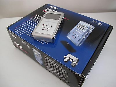 KORG MR-1  DSD/PCM Mobile Recorder (1-bit/2.8 MHz DSD/192 kHz-24-bit PCM)