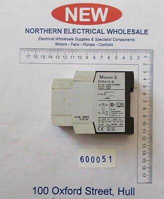 Moeller Etr4-11-A Time Relay (600051)