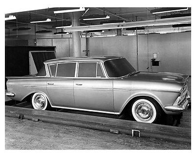 1960 Rambler Ambassador Factory Photo ub3845
