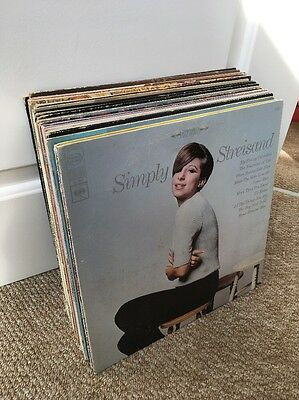 "31 BARBRA STREISAND 12"" LP+EP Collection ALBUMS SOUNDTRACKS SINGLES"