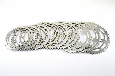 NEW Shimano Dura Ace First Generation Chainrings, 130 BCD, 40-55 teeth NOS