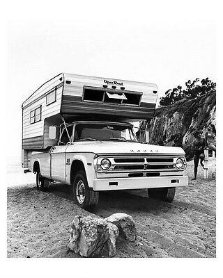 1970 Dodge Camper Special Factory Photo ub3983