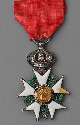 1852-1870 Napoleon Iii  French Order Legion Of Honnor Knight's Medal