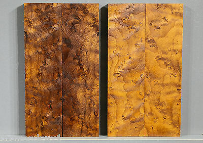 s4494   -  Roasted BIRDSEYE MAPLE - Scales / Craftwood - Kiln Dried