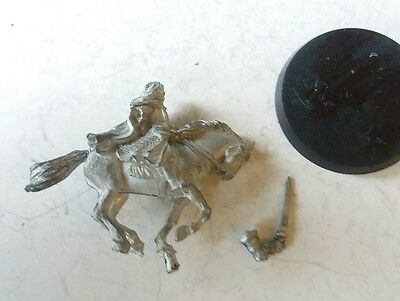 games workshop  lotr Lord of the Rings metal mounted eowyn for conversion