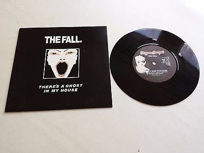 "The Fall There's A Ghost In My House 7"" Single 1987 Beg187 Unplayed Original Uk"
