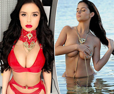DEMI ROSE HQ Glamour SAUCY Photo (6x4 or 11x8) - 7 to choose from (set 3)