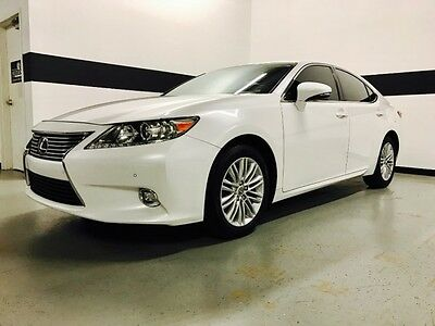2014 Lexus ES Luxury 2014 Lexus ES350 Luxury! Carfax Certified! One Owner! Navigation! Super Clean!