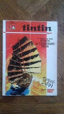 Journal de Tintin n° 965 (avril 1967)