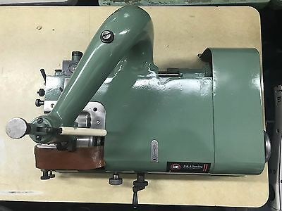 Fortuna Skiving Industrial Leather Machine w/ Table and Servo Motor