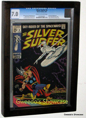 """CGC Graded Comic book Frame Display.New CGC Double sized & Annuals. = 5/8"""" thick"""