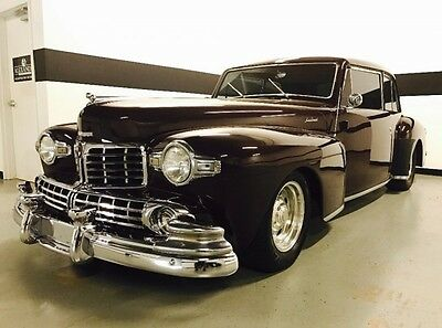 1948 Lincoln Continental Coupe 1948 Lincoln Continental Coupe! Show Car Condition! Runs & Drives Great! Clean!