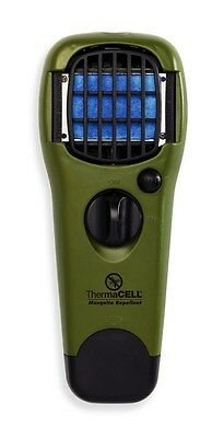 ThermaCell Mosquito Repellent MR-GJ, Olive, New