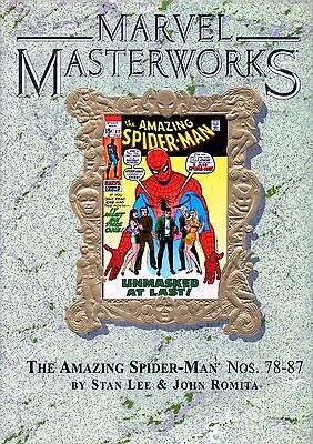 Marvel Masterworks Vol 16 The Amazing Spider-Man (Book 4) 1st Printing 1991