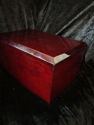 Cremation Urn for Adults Large  made from pine timber rosewood color for ashes