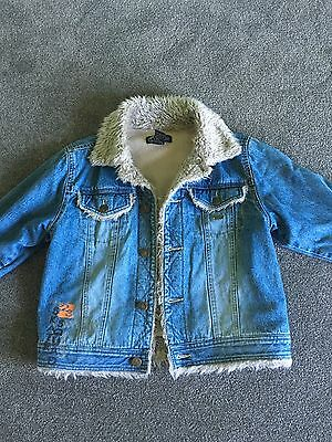 Boys Size 6 Denim Jacket