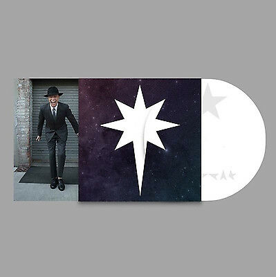 David Bowie .NO PLAN, LTD WHITE VINYL LP + LITHOGRAPH .sealed