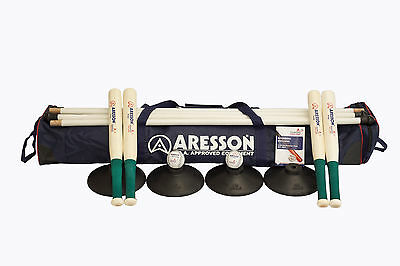 New Aresson Garden Games Baseball Sports Teambuilder Rounders Complete Sets