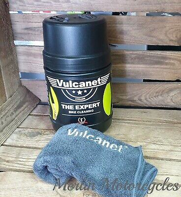 Vulcanet Cycle / Bike All-in-one, Cleaning, Degreasing, Polishing, Lubricant NEW