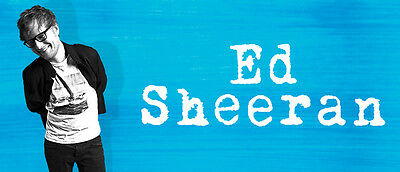 Ed Sheeran tickets 2x B reserve General Admission standing Melb 11th March 2018
