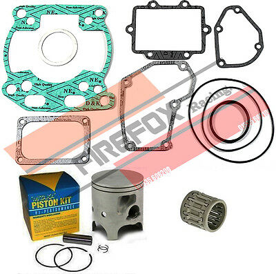 Suzuki Rm Top End Rebuild Kit