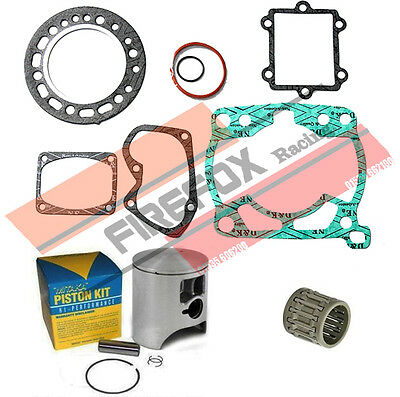 Suzuki RM250 1990 67.00mm Bore Mitaka Top End Rebuild Kit Inc Piston & Gaskets