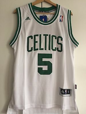best sneakers f2631 dfdca MAGLIA CANOTTA NBA basket Kevin Garnett Jersey Boston Celtics Retro  S,M,L,XL,XXL
