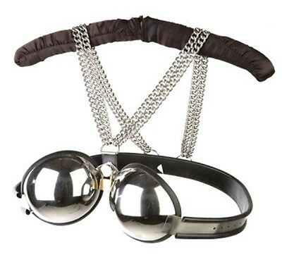 Stainless Steel Bra BDStyle