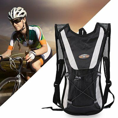 2L Hydration Packs Water Rucksack/Backpack Bag Cycling Hiking Camping