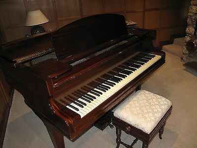 Challen Baby Grand Piano in lovely condition