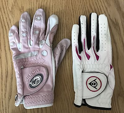 Ladies Golf Gloves - Left Hand - Small