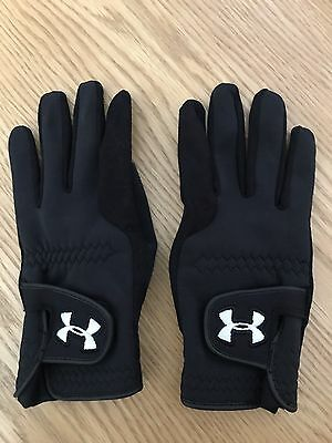 Under Armour Winter Golf Gloves - Ladies SMALL