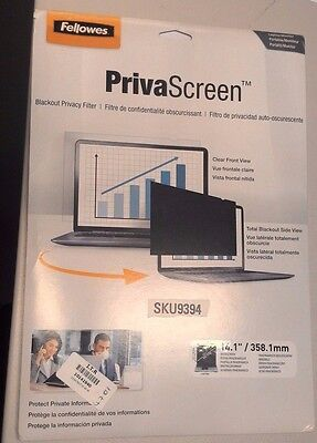 Priva Screen Blackout Privacy Filter