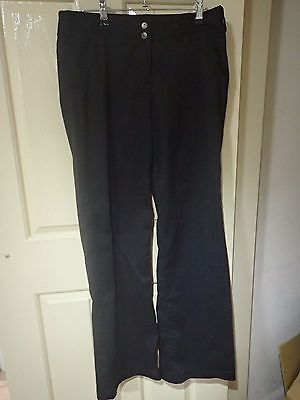 Exofficio Women's Intrepid Black Travel Hiking Pants Color: Black Size: 6