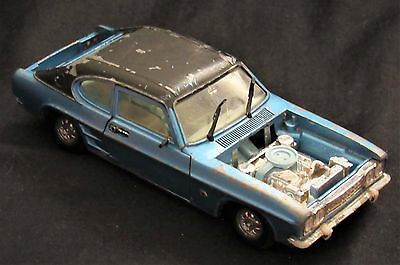 Vintage 1:25 Large Scale Dinky No.2162 Ford Capri. 1970's