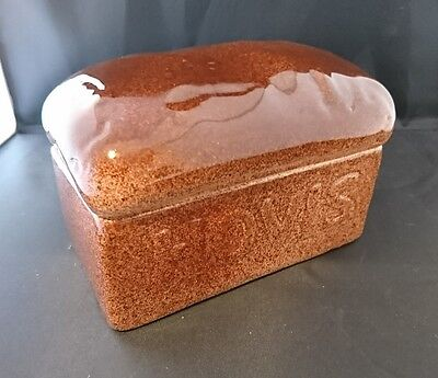 Hovis butter dish