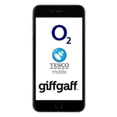 O2 Tesco GiffGaff UK Factory Unlock For All Apple iPhones