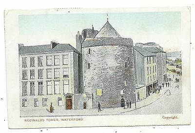 IRELAND - REGINALDS TOWER, WATERFORD Postcard