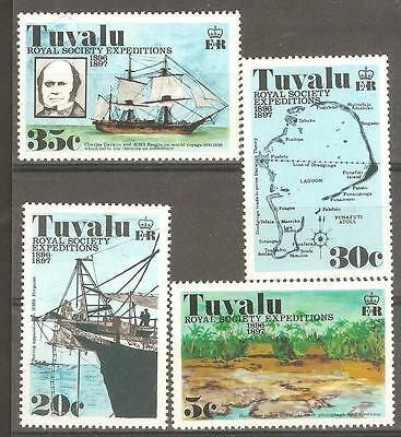 Tuvalu 1977 Royal Society Expeditions MNH