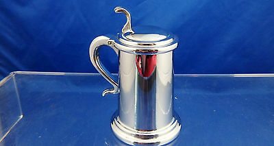 Vintage Antique Dunhill Petrol Table Lighter Tankard 1960s Excellent Condition