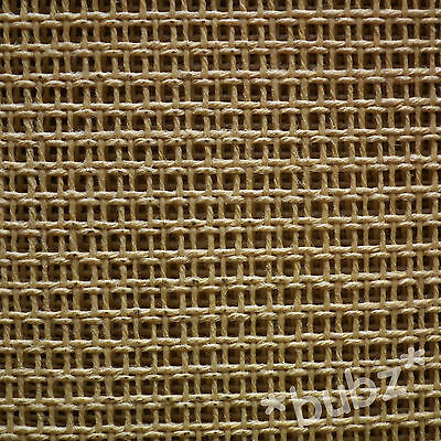 PENELOPE RUG MAKING TAPESTRY CANVAS 7.5 HPI 90cm WIDE 100cm LONG DUO DOUBLE MESH