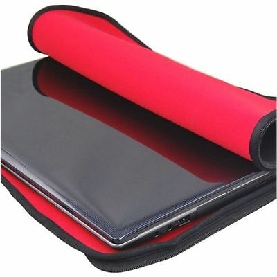 """15.6"""" Notebook Laptop Sleeve Carry Bag Case Cover For Apple Dell Sony HP Toshiba"""