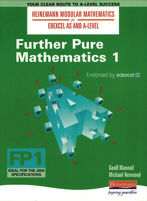 Heinemann modular mathematics for EDEXCEL AS and A-level: Further pure
