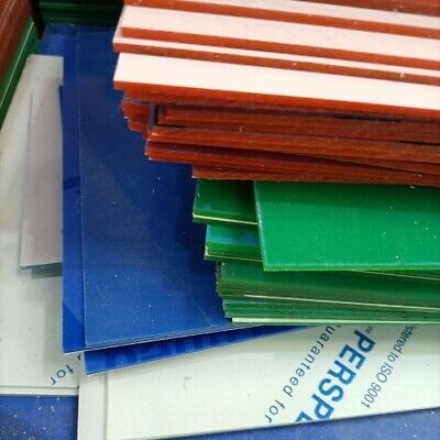 Acrylic Offcuts, 1.75kg, Perspex, Craft, Model Making, Coloured, Clear or Opal