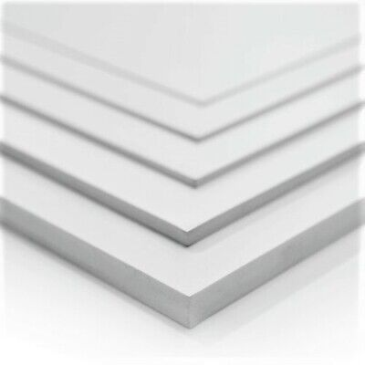 White Matte PVC Foam Sheets, Foamex, Foamboard, Mounting, Sign Display Board